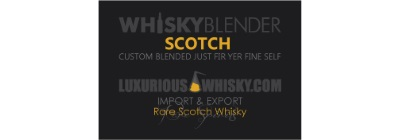 Luxurious Whisky
