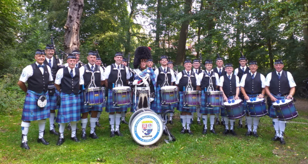 The Arthur Troop Pipes and Drums
