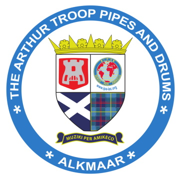The Arthur Pipes and Drums