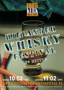 Hielander Whisky Festival 2017 advertentie